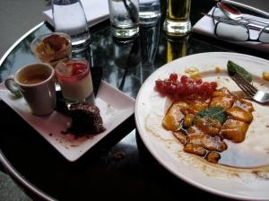 The best dessert I've ever had in Paris.