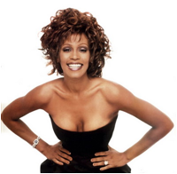 Whitney Houston www.vibe.com